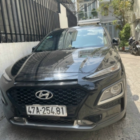 Hyundai Kona 2.0AT.