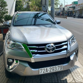 Fortuner  2.7AT 2WD xăng